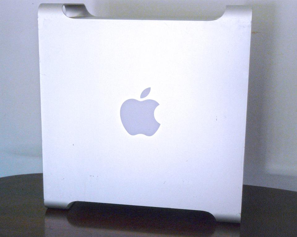 Mac Pro G5 Right Side