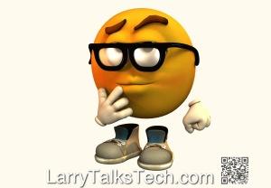 LarryTalksTech.com Emoticon