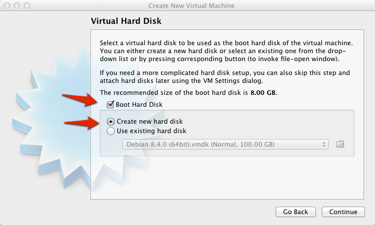 Virtual Box Hard Disk | larrydalkstech.com