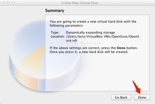 Virtual Box Hard Drive Summary Page | larrytalkstech.com